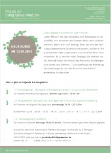 Newsletter-Qigong A4 Herbst 2019