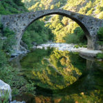 Qigong-Genuesische Brücke Korsika